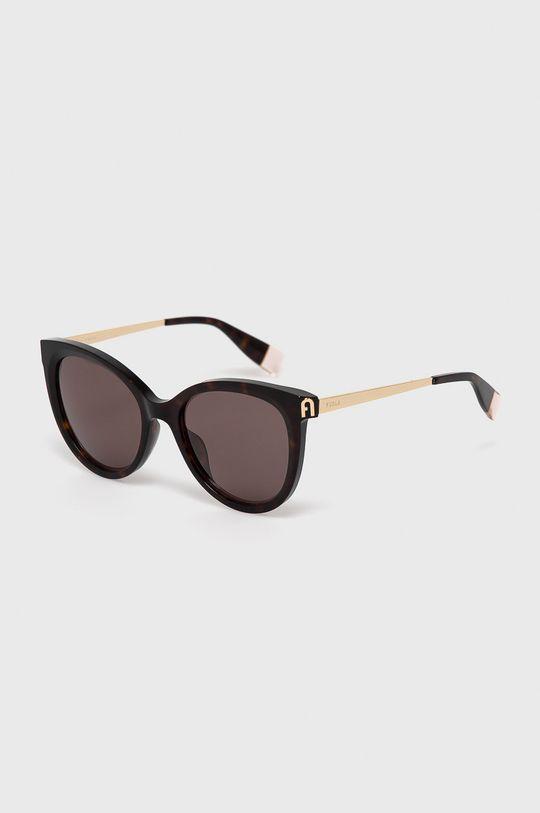 černá Furla - Sluneční brýle Dámský
