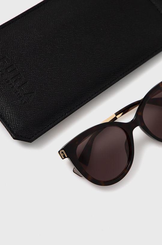 Furla - Sluneční brýle  Plast