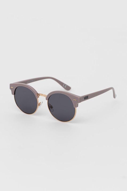 ocelová fialová Vans - Sluneční brýle Dámský