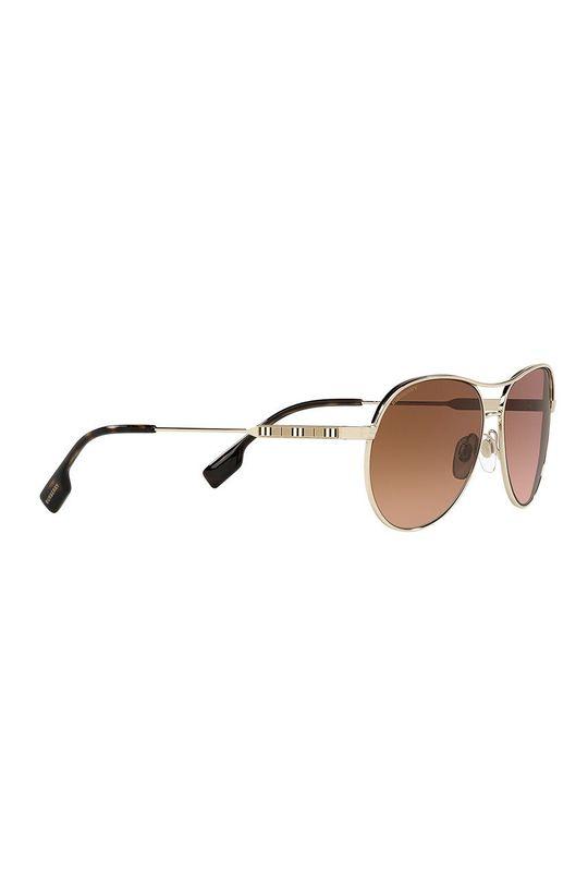 Burberry - Slnečné okuliare 0BE3122  Syntetická látka, Kov