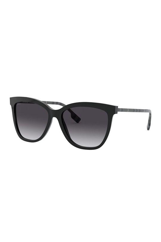 čierna Burberry - Slnečné okuliare 0BE4308 Dámsky