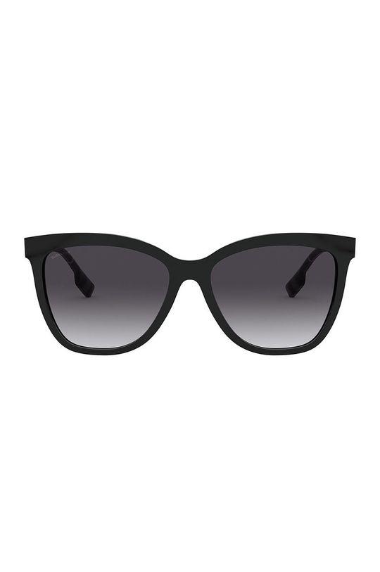 Burberry - Slnečné okuliare 0BE4308 čierna