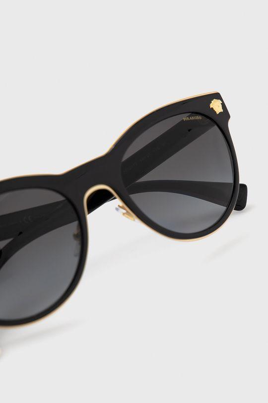 Versace - Sluneční brýle 0VE2198  Umělá hmota, Kov