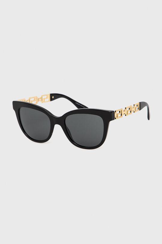 černá Versace - Sluneční brýle 0VE4394 Dámský