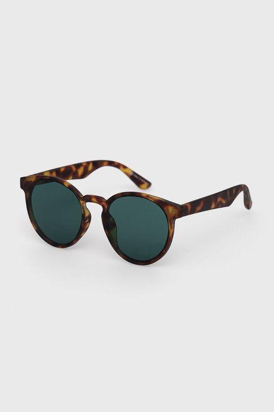 złoty brąz Call It Spring - Okulary przeciwsłoneczne Hirundo Damski