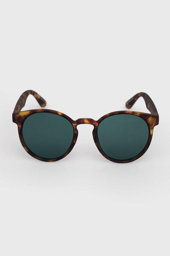 Call It Spring - Okulary przeciwsłoneczne Hirundo złoty brąz