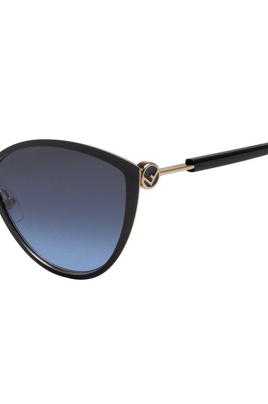 Fendi - Okulary przeciwsłoneczne Metal, Nylon