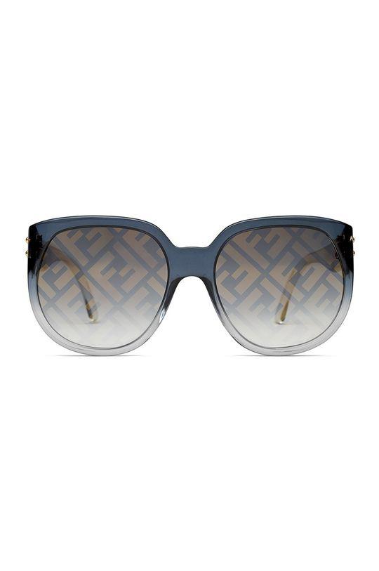 Fendi - Okulary przeciwsłoneczne szary