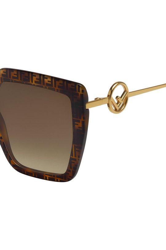 Fendi - Okulary przeciwsłoneczne Plastik, Acetat