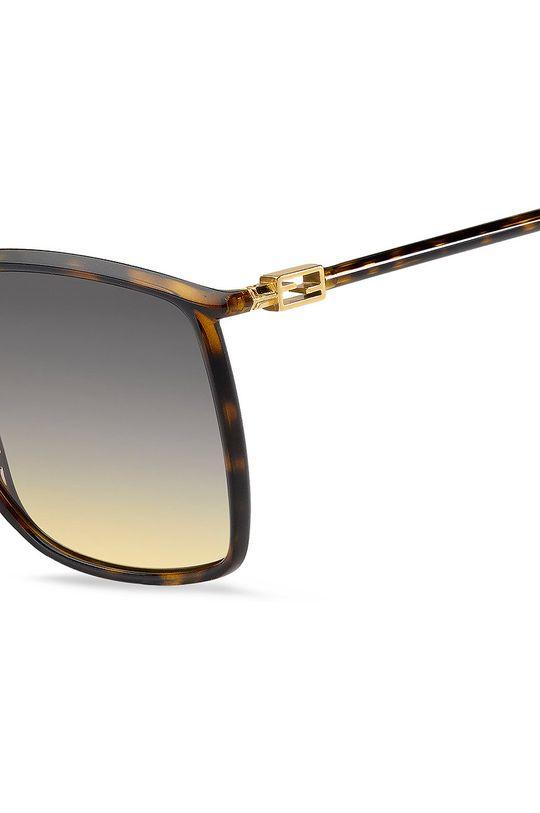Fendi - Okulary przeciwsłoneczne Metal, Nylon, Poliamid