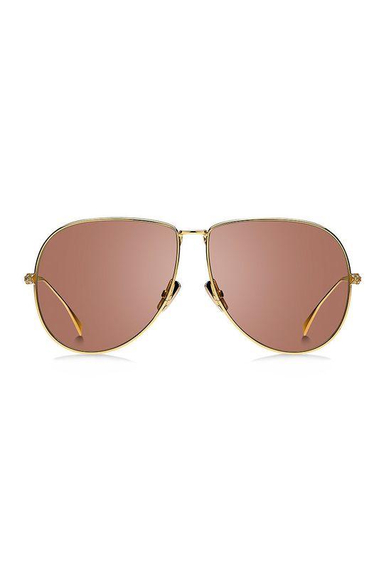 Fendi - Okulary przeciwsłoneczne brudny róż