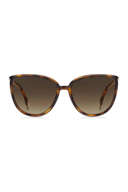 Fendi - Okulary przeciwsłoneczne brązowy