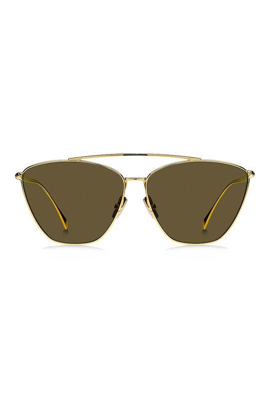 Fendi - Okulary przeciwsłoneczne złoty