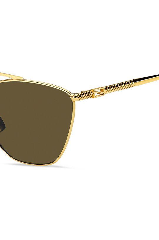Fendi - Okulary przeciwsłoneczne Metal