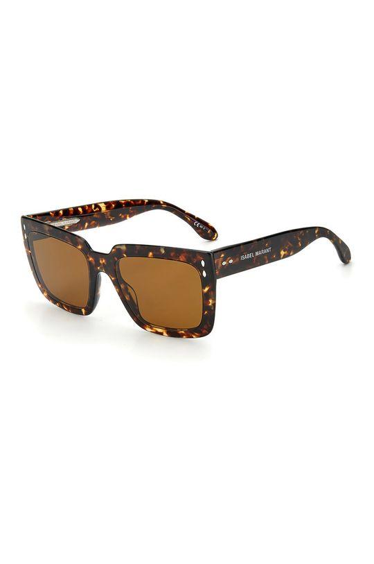 brązowy Isabel Marant - Okulary przeciwsłoneczne Damski