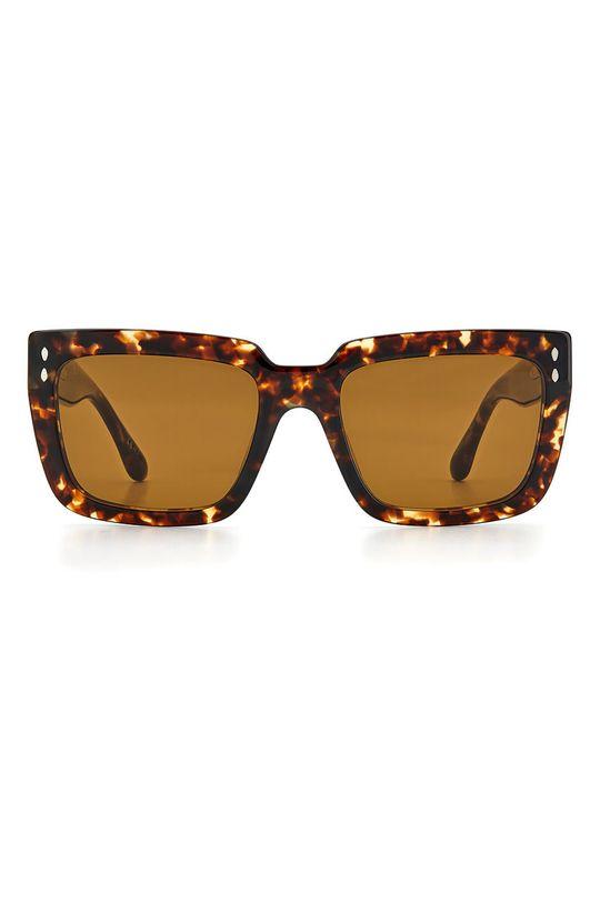 Isabel Marant - Okulary przeciwsłoneczne brązowy