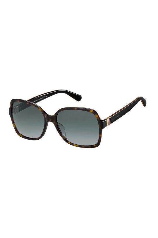 czarny Tommy Hilfiger - Okulary przeciwsłoneczne Damski