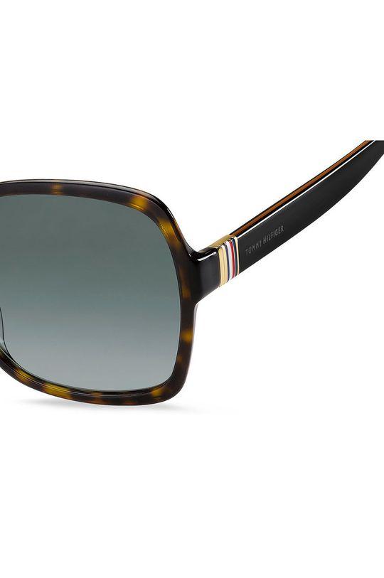 Tommy Hilfiger - Okulary przeciwsłoneczne Materiał syntetyczny