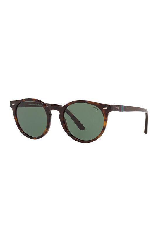 tmavohnedá Polo Ralph Lauren - Slnečné okuliare 0PH4151 Pánsky