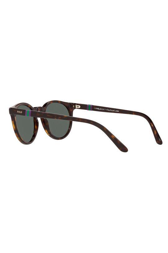 tmavohnedá Polo Ralph Lauren - Slnečné okuliare 0PH4151