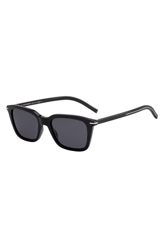 czarny Dior - Okulary przeciwsłoneczne Męski