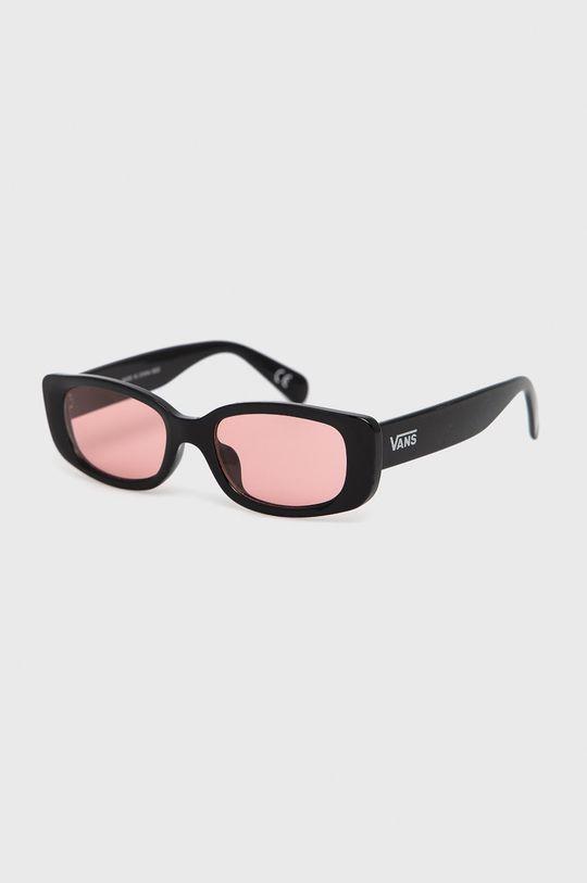 czarny Vans - Okulary przeciwsłoneczne Męski