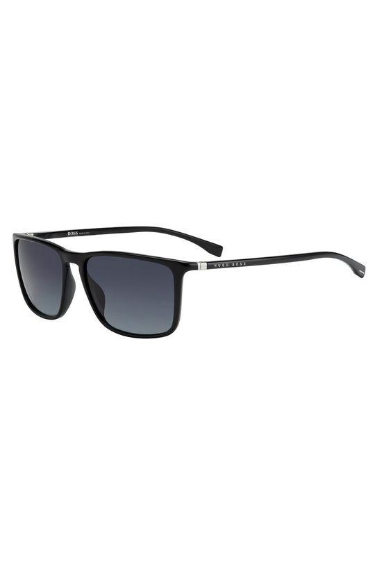 czarny Hugo Boss - Okulary przeciwsłoneczne Męski