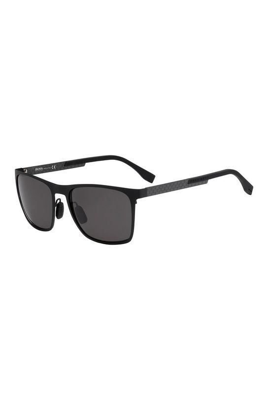 czarny Hugo Boss - Okulary przeciwsłoneczne 230230 Męski