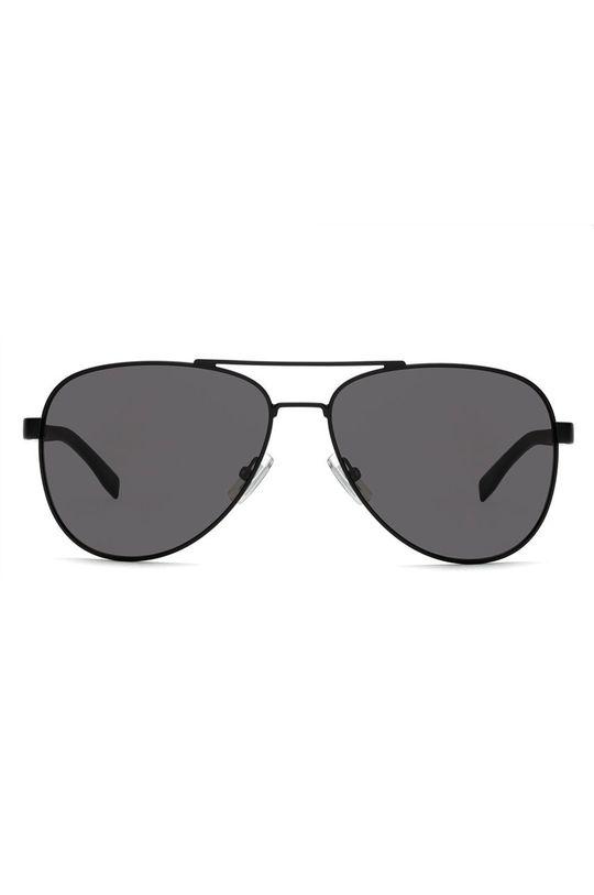 Hugo Boss - Okulary przeciwsłoneczne 233253 czarny