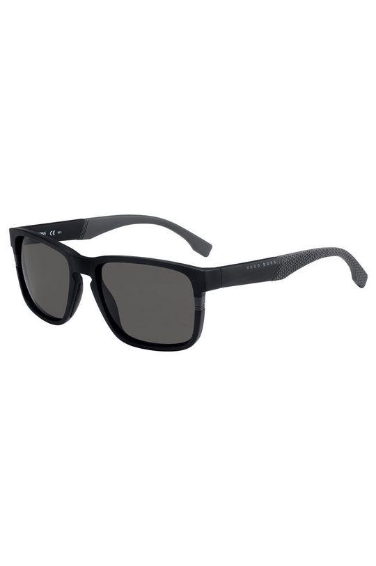 czarny Hugo Boss - Okulary przeciwsłoneczne 240526 Męski