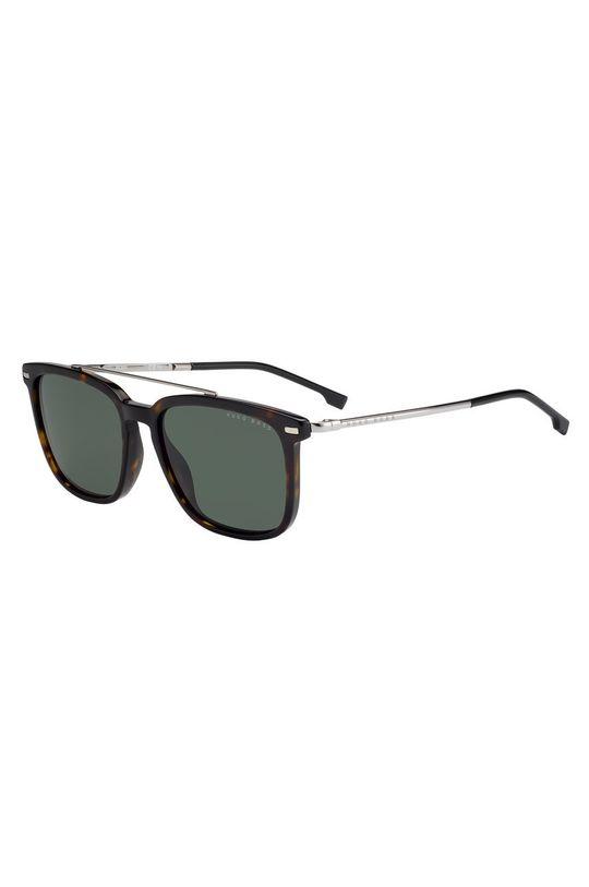 czarny Hugo Boss - Okulary przeciwsłoneczne 200523 Męski