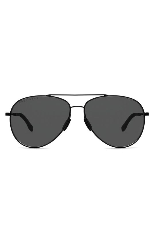 Hugo Boss - Okulary przeciwsłoneczne 200564 czarny