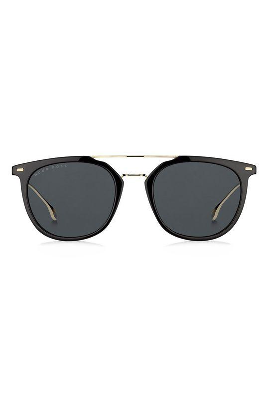 Hugo Boss - Okulary przeciwsłoneczne 201334 czarny