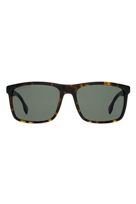 Hugo Boss - Okulary przeciwsłoneczne 201739 ciemny brązowy