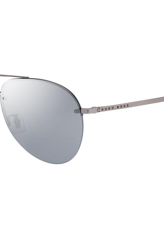 Hugo Boss - Okulary przeciwsłoneczne Metal