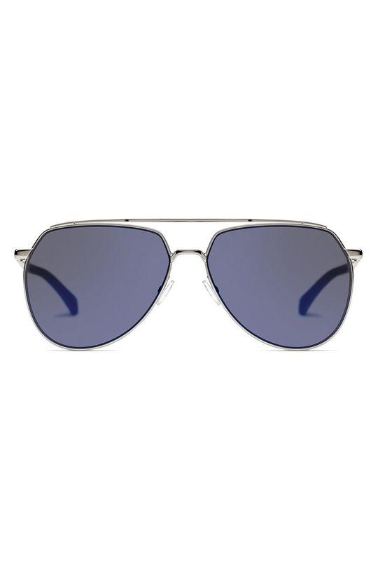 Hugo Boss - Okulary przeciwsłoneczne 202793 granatowy