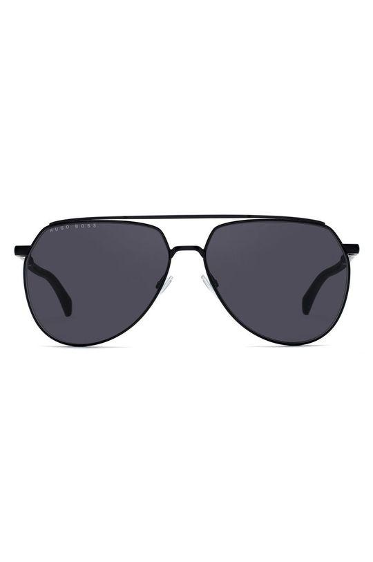 Hugo Boss - Okulary przeciwsłoneczne 202793 czarny