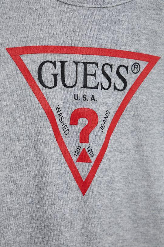 Guess - Kojenecké oblečení 62-76 cm světle šedá