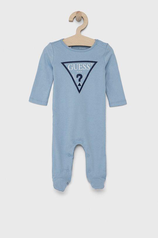 modrá Guess - Kojenecké oblečení 62-76 cm Dívčí