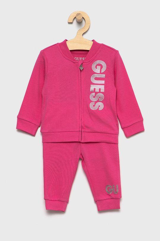 Guess - Compleu bebe roz