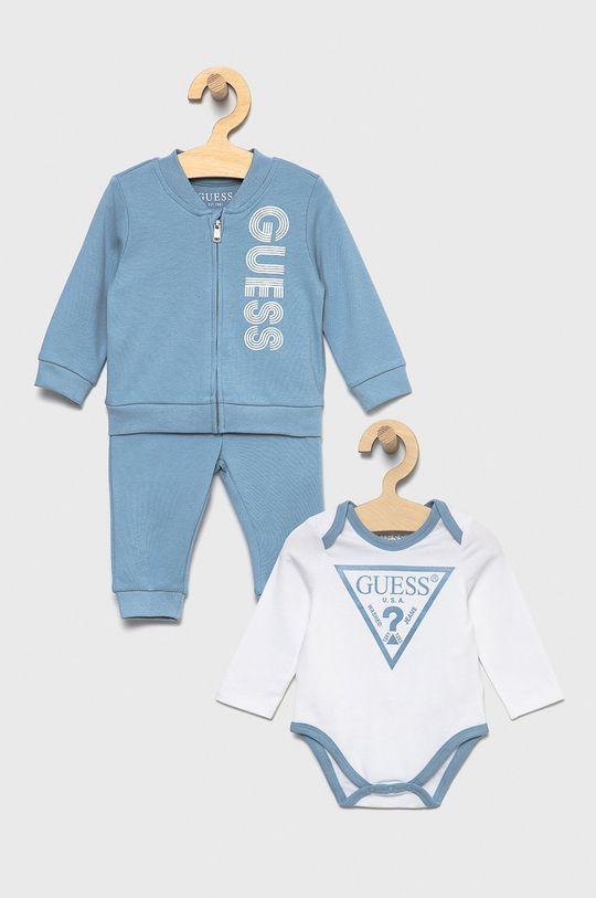 albastru Guess - Compleu bebe De fete