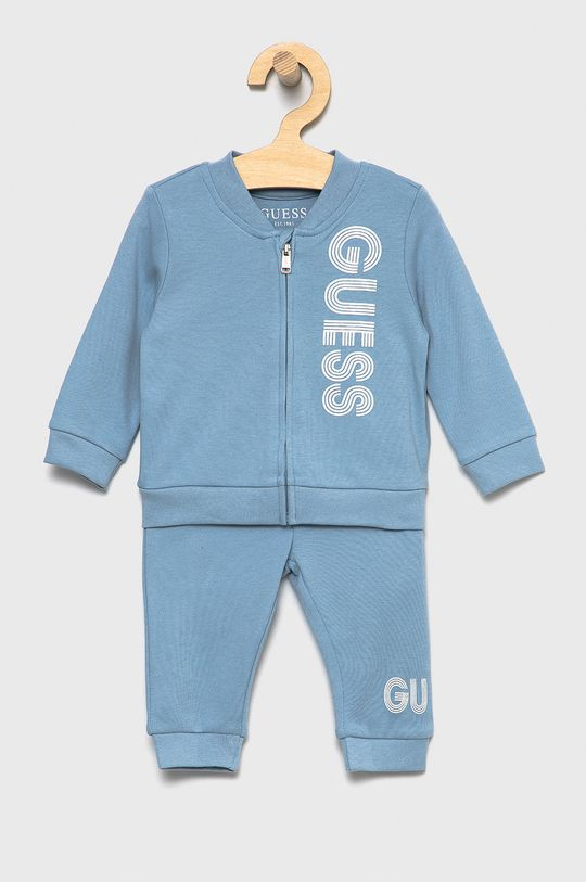 Guess - Compleu bebe albastru