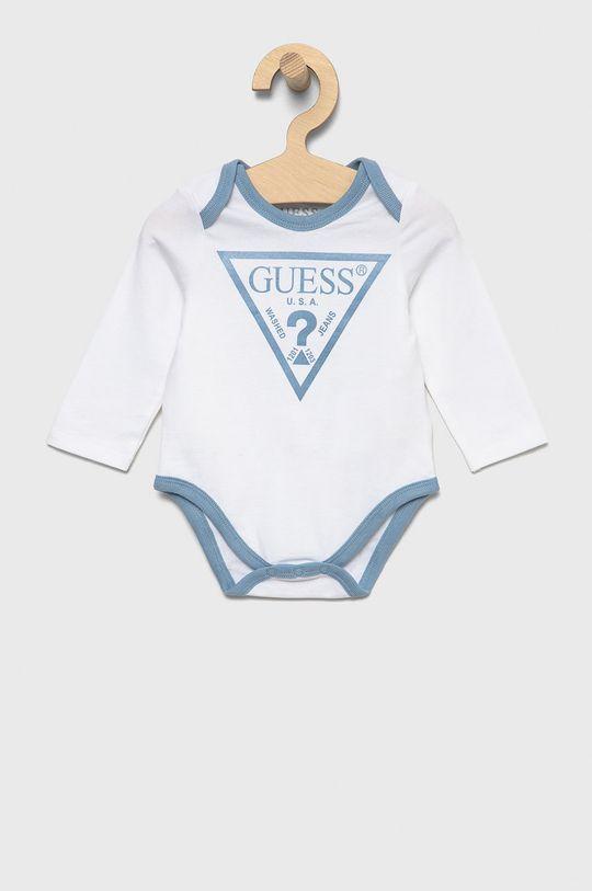 Guess - Compleu bebe  Material 1: 100% Bumbac Material 2: 95% Bumbac, 5% Elastan Material 3: 100% Bumbac