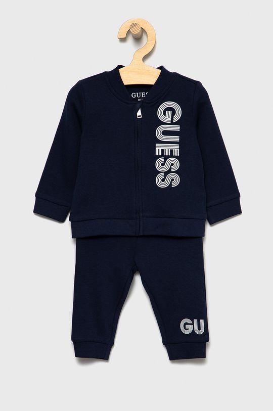 Guess - Compleu bebe bleumarin