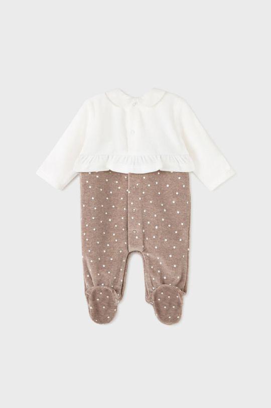 Mayoral Newborn - Costum bebe nisip