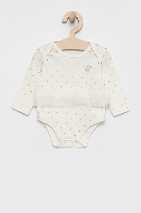 Guess - Komplet niemowlęcy biały