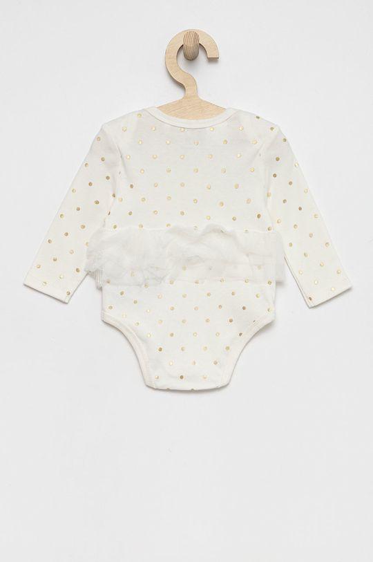 Guess - Komplet niemowlęcy Materiał 1: 100 % Bawełna, Materiał 2: 100 % Poliester, Materiał 3: 76 % Bawełna, 24 % Poliester