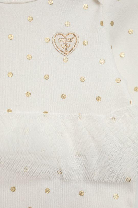 biały Guess - Komplet niemowlęcy