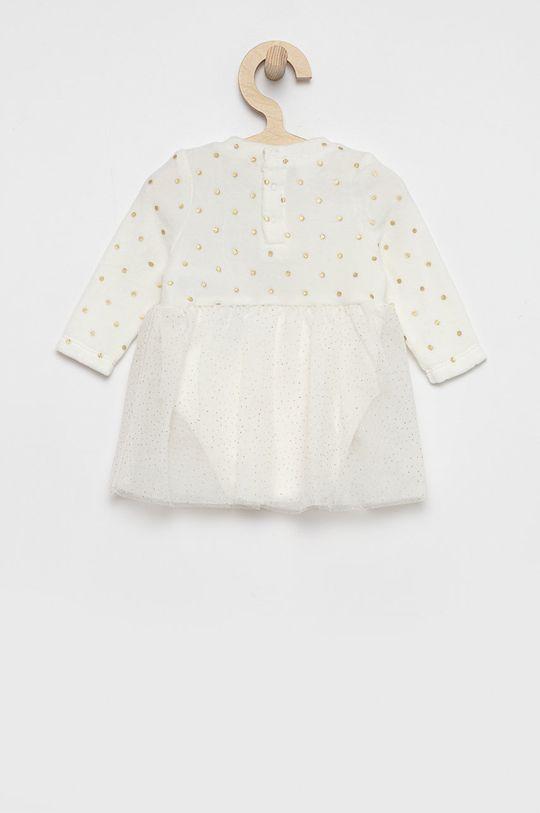 Guess - Sukienka niemowlęca biały