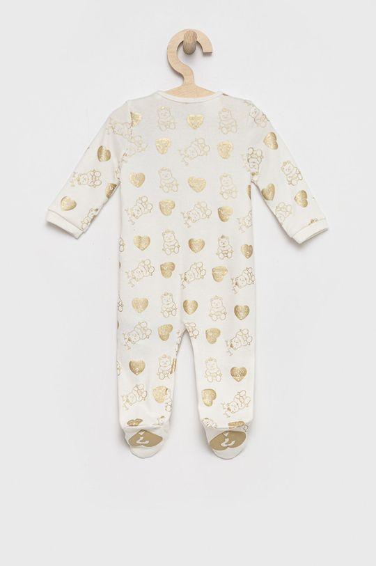 Guess - Pajacyk niemowlęcy biały
